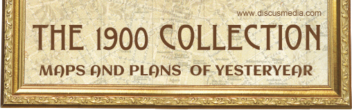 The 1900 Collection. Old Map Reproduction Fine Prints and Historical Map Files for Download