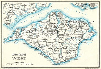 Isle of Wight, 1911