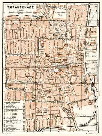 Gay Map Den Haag s Gravenhage